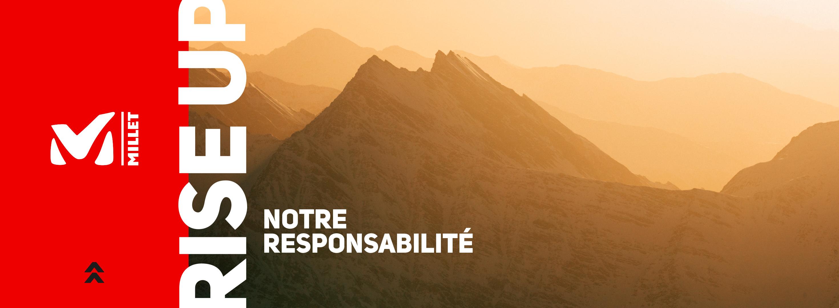 Notre responsabilité
