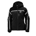 HELLY HANSEN W SKYLINE JACKET BLACK VESTE SKI FEMME