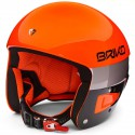 BRIKO VULCANO FIS 6.8 ORANGE BLACK CASQUE