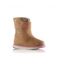 SOREL YOUTH RYLEE CAMO ELK/PINKICE CHAUSSURES