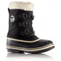 SOREL YOOT PAC NYLON BLACK CHAUSSURES