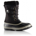 SOREL 1964 PAC NYLON BLACK/TUSK  CHAUSSURES
