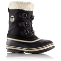 SOREL CHILDREN YOOT PAC NYLON BLACK CHAUSSURES