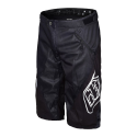 TROY LEE DESIGNS SHORT SPRINT BLACK 2018