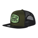 TROY LEE DESIGNS CASQUETTE SNAPBACK BLOCKWORKS ARMY OFSA 2018