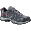 COLUMBIA POINT WATERPROOF CHARCOAL RED ELEMENT CHAUSSURES