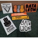 STICKERS BATALEON KISSCUT 9 PIECES 2019