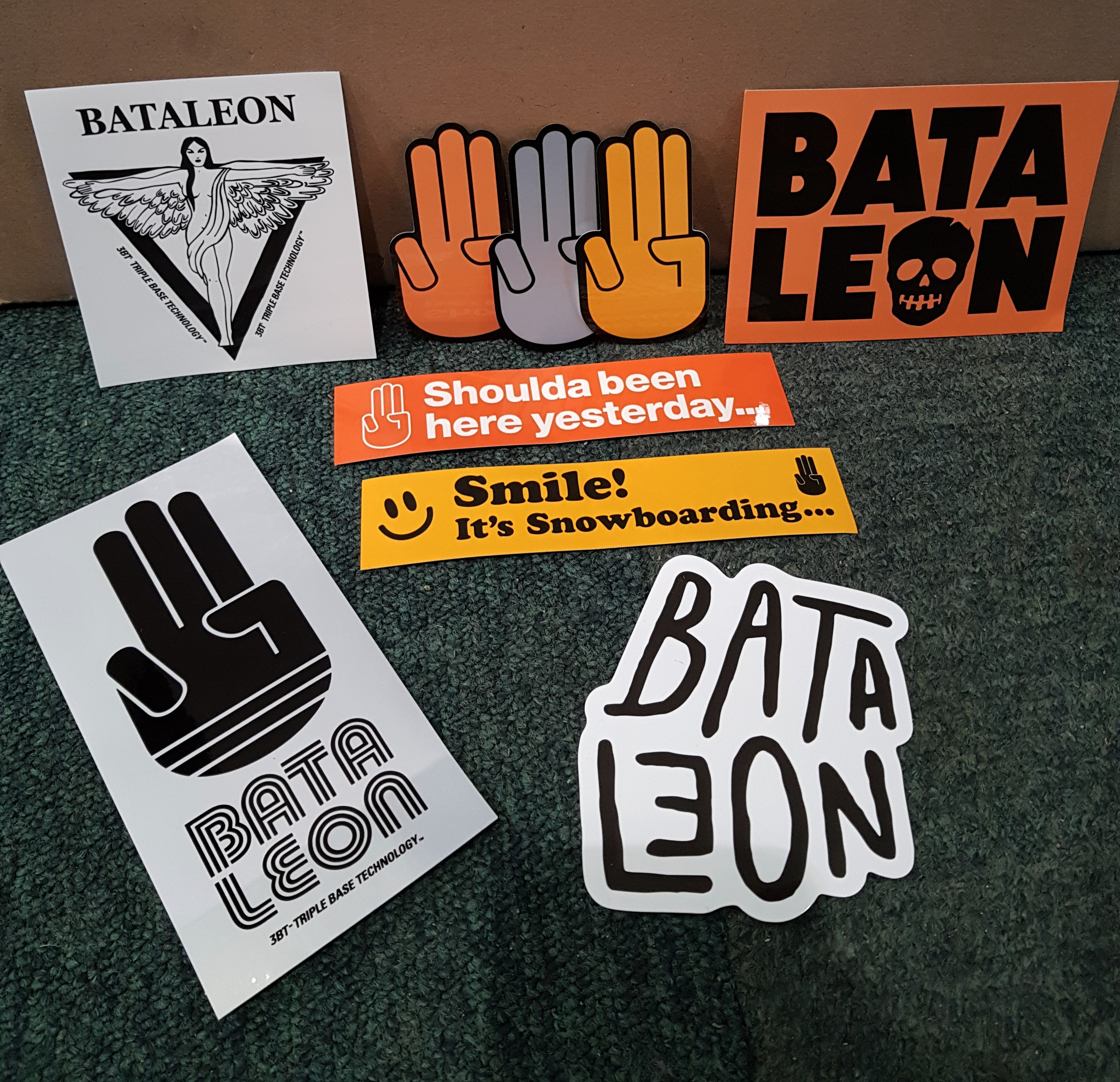 Bataleon Sticker