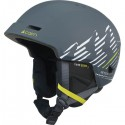 CAIRN METEOR MAT BLACK SHADOW PEAKS CASQUE
