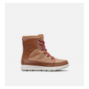 SOREL EXPLORER 1964 CAMEL BROWN NU CHAUSSURES