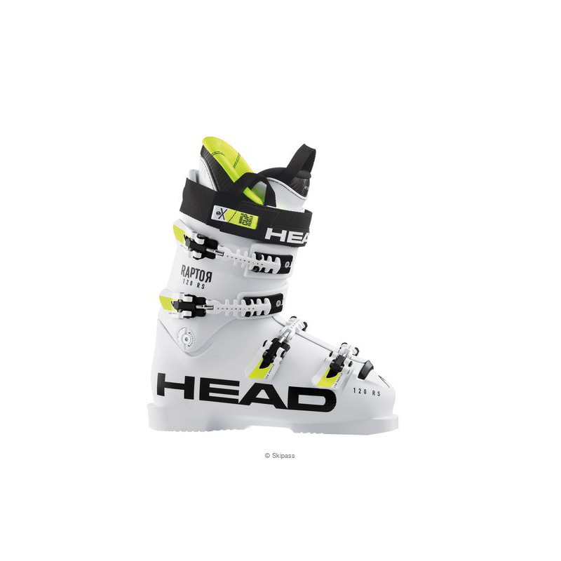 CHAUSSURES HEAD RAPTOR 120S RS WHITE 2019