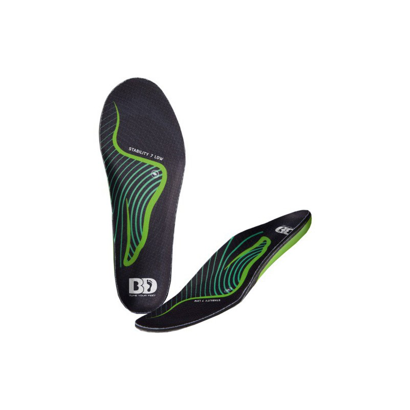 BOOTDOC INSOLES STABILITY 7 LOW ARCH