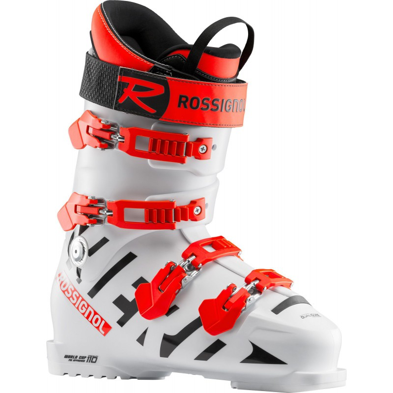 CHAUSSURES ROSSIGNOL HERO WORLD CUP 110 WHITE 2019