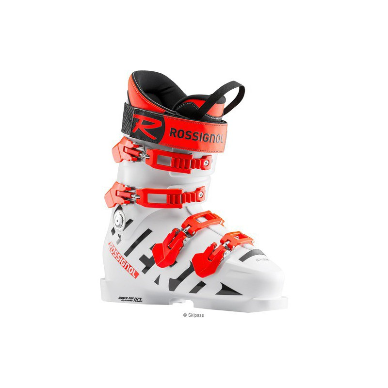 CHAUSSURES ROSSIGNOL HERO WORLD CUP 110 SC WHITE 2019