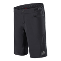 TROY LEE DESIGNS SHORT SKYLINE+S/SHORT SOLID BLK/BLK W 2019