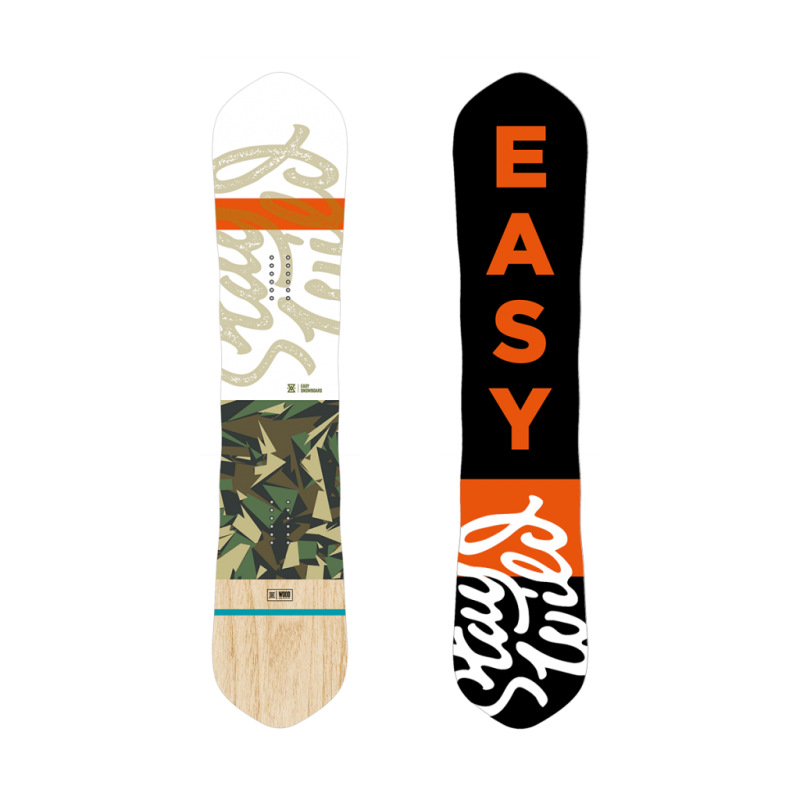 EASY SNWBRD SNOWBOARD HUNTER