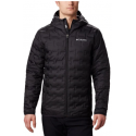 COLUMBIA DELTA RIDGE DOWN HDD JKT BLACK VESTE 2020