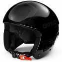 CASQUE BRIKO VULCANO FIS 6.8 - SHINY MATT BLACK ADULT 2020