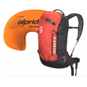 SAC AIRBAG SCOTT PACK PATROL E122 KIT ORANGE/BLACK 2020