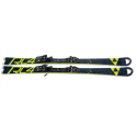 FISCHER RC4 WORLDCUP SL MEN CURV BOOSTER + FIXATIONS RC4 Z17