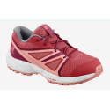 SALOMON JR SENSE K GARNET ROS/BEET RED/CORAL 2020
