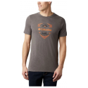 COLUMBIA NELSON POINT GRAPHIC SHO CITY GREY T SHIRT 2020