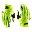 100% GANTS COGNITO D30 FLUO YELLOW/BLACK 2020