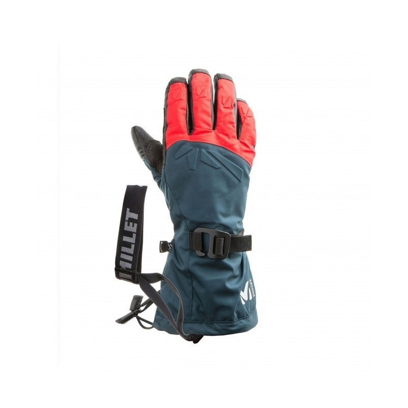 MILLET M WHITE GLOVE HOMME - ORION BLUE/FIRE 2021