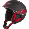 CAIRN ANDROMED J BLACK RED SPEED CASQUE 2021