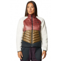MOUNTAIN HARDWEAR ALTIUS HYBRID Veste femme - Clay Earth