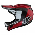 TLD CASQUE D4 CARBON MIPS CORSA SRAM- RED 2021