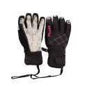PICTURE NAIL GLOVES BLACK GANTS